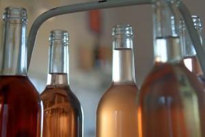 vin rosé corse
