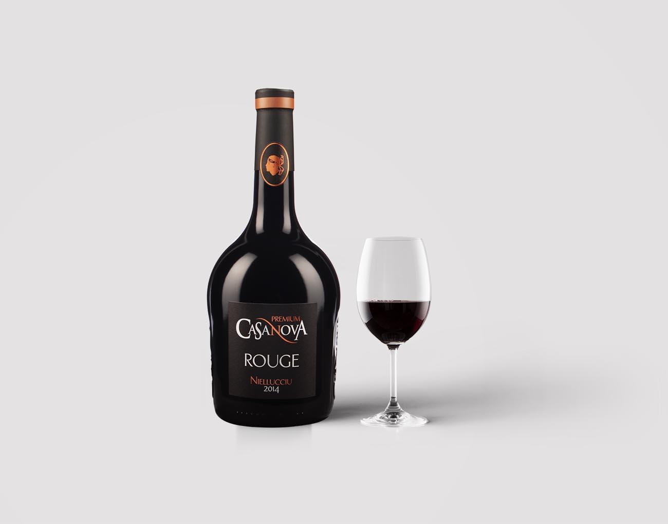 premium casanova rouge niellucciu