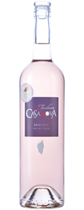 Vin Rosé Gris Corse