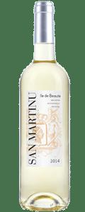 san martinu blanc IGP île de beauté