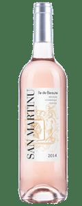 vin rosé corse San Martinu