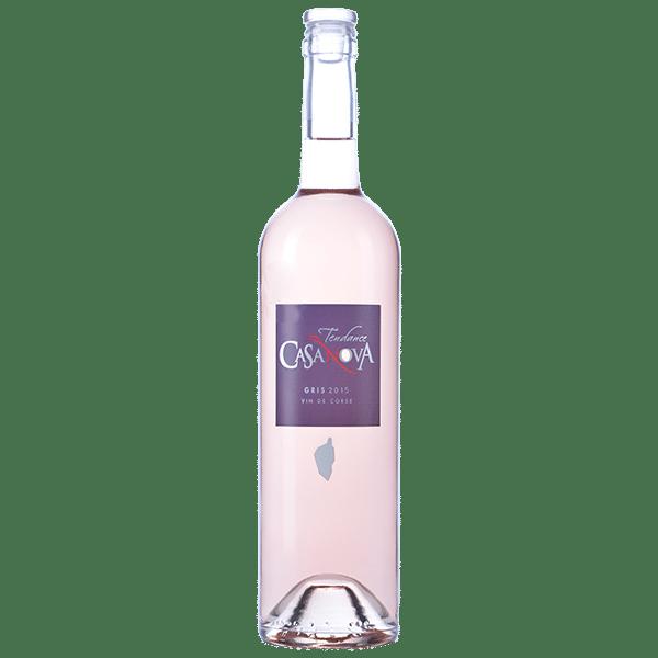 rosé gris corse