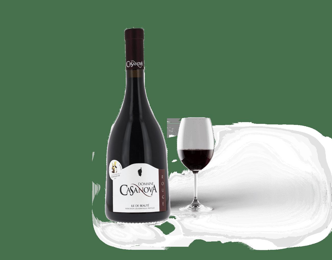 Domaine Casanova Rouge