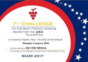 vin corse USA