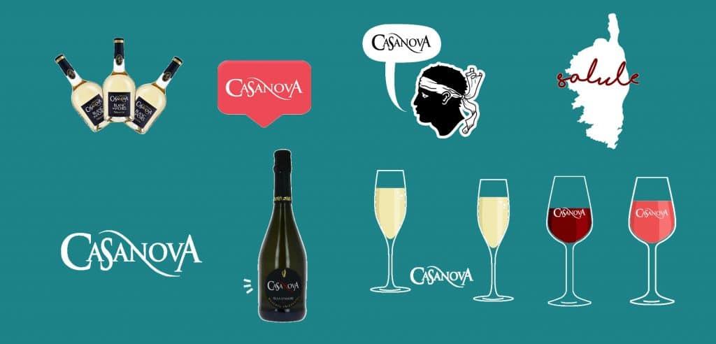 Stickers instagram Casanova