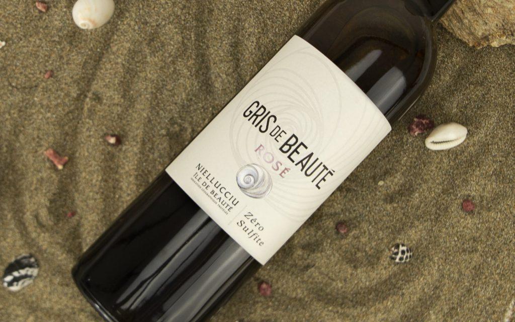 vin rosé sans sulfite corse