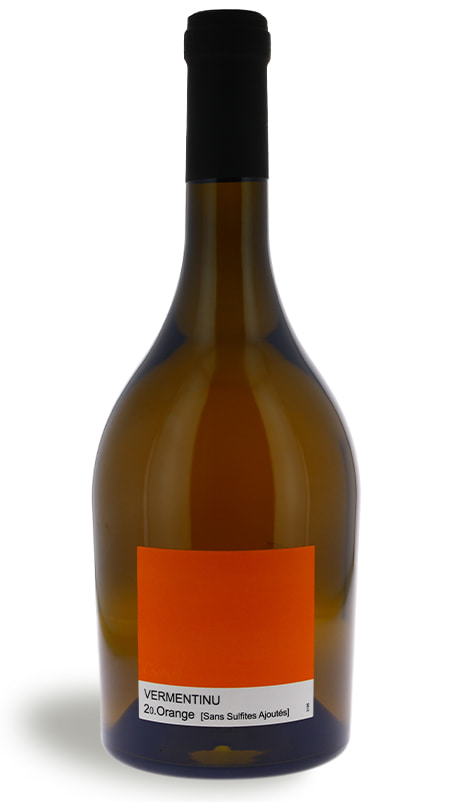 Vin orange de Corse
