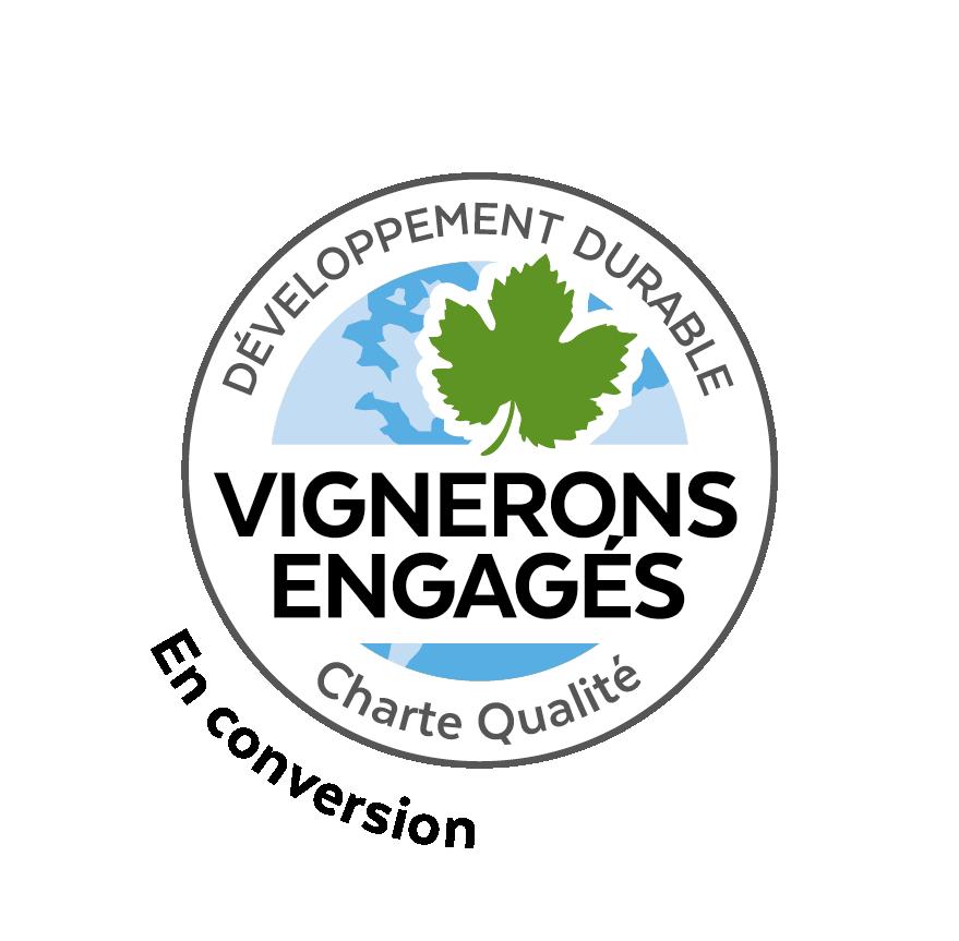 Label Vignerons Engagés en conversion