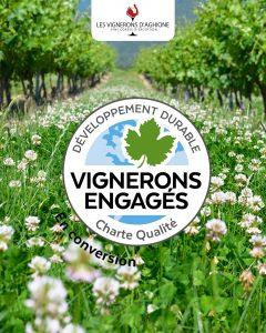 Les Vignerons d'Aghione intègre la démarche RSE des Vignerons Engagés